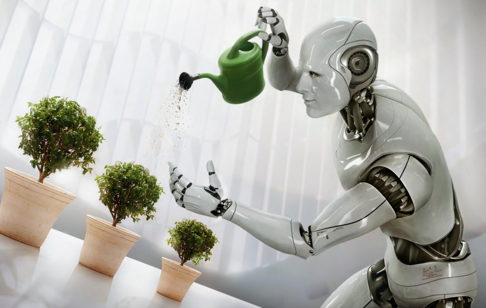 the future of robots Warfare is going through its most significant change in human history this is an in-depth look at how robotics is increasingly preventing soldiers from rich nations from dying in battle.
