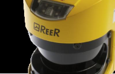 REER SAFETY LASER SCANNER