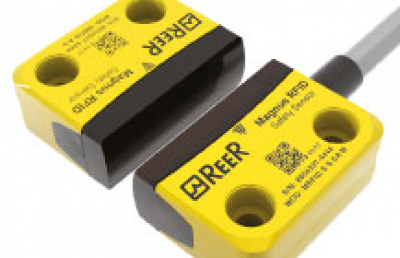 REER CONTACTLESS SAFETY SENSORS