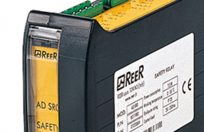 REER SAFETY RELAYS