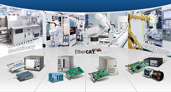 Advantech EtherCat