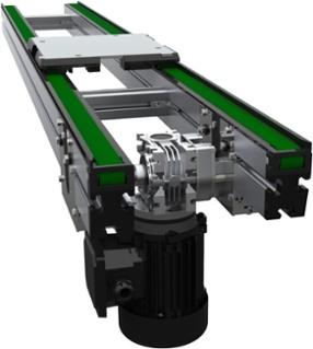 Twin Strand Pallet Transport Conveyor-1