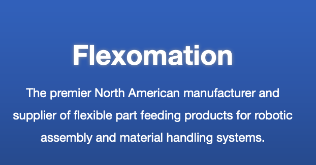 Flexomation Material Handling Systems