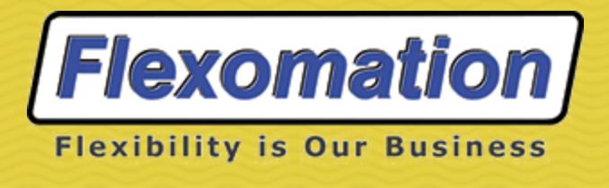 Flexomation Logo