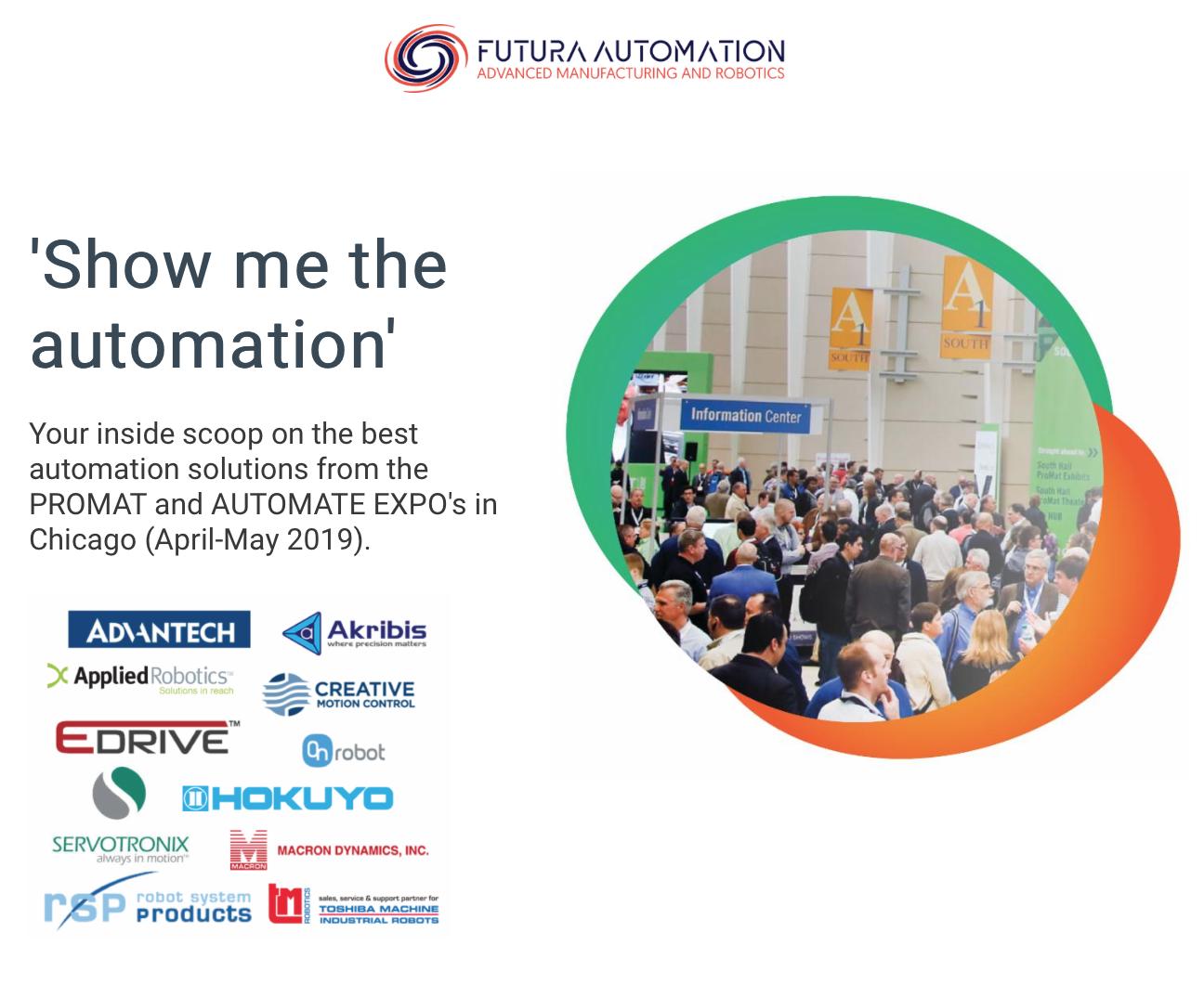 Futura Automation Promat and more
