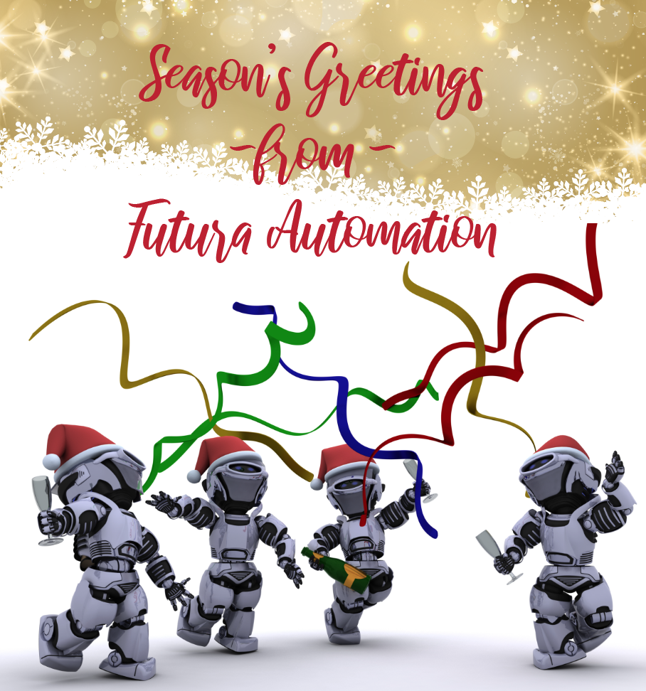 Happy Holidays from Futura Automation